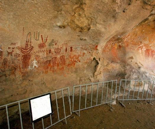 cueva de las monas