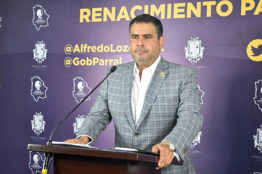 Anuncia Alfredo Lozoya Apoyo Deportivo A H U00e9roes De La